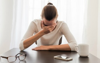 Ansia, nelle donne c'è il doppio di probabilità di subire attacchi di panico