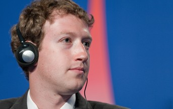 Mark Zuckerberg, CEO di Facebook ha paura di essere spiato dagli hacker?