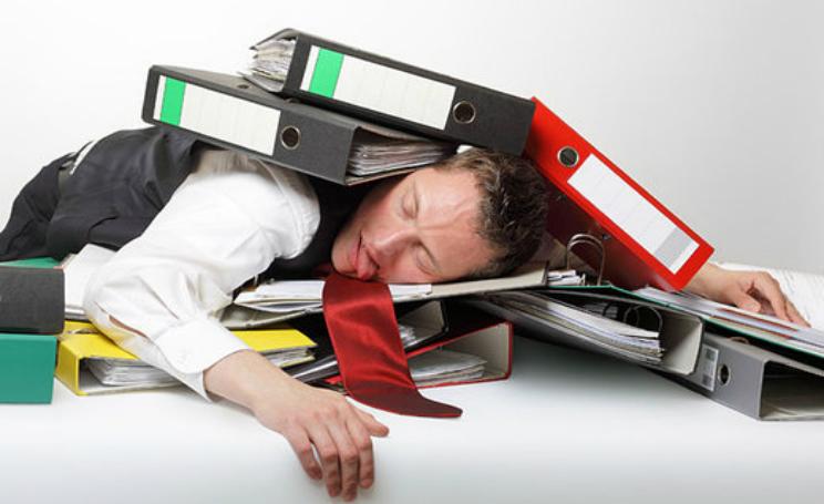 Burnout sul lavoro