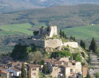 Treno a vapore Siena 2016: attraverso la Val d'Orcia si raggiungono sagre nei borghi