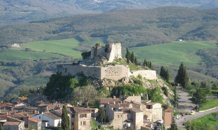 Corse treni storici Siena 2016