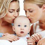 Crescere con due mamme