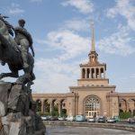 yerevan armenia colpo di stato