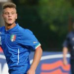 Dimarco Europei Under 19 Italia-Francia
