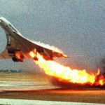 aereo concorde disastro aereo