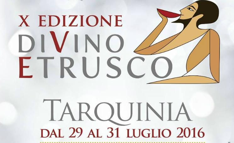 Divino Etrusco Tarquinia 2016