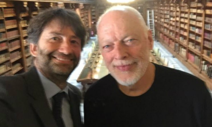 David Gilmour tour in Italia, è partito il countdown