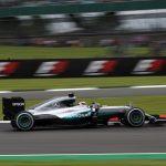 Hamilton Formula 1 Gran Bretagna prove libere