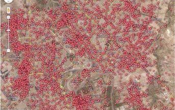 Attentati terroristici Baghdad: WikiLeaks rivela la mappa dell'orrore