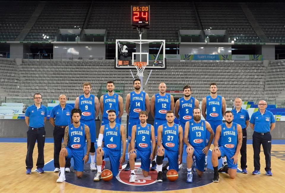 Italia-Croazia dove vedere Preolimpico basket Torino