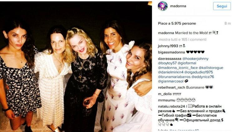 Madonna vacanza Puglia