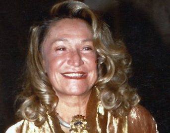È morta Marta Marzotto: la stilista aveva 85 anni