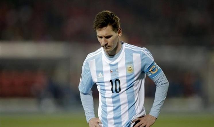 rigore Messi Copa America