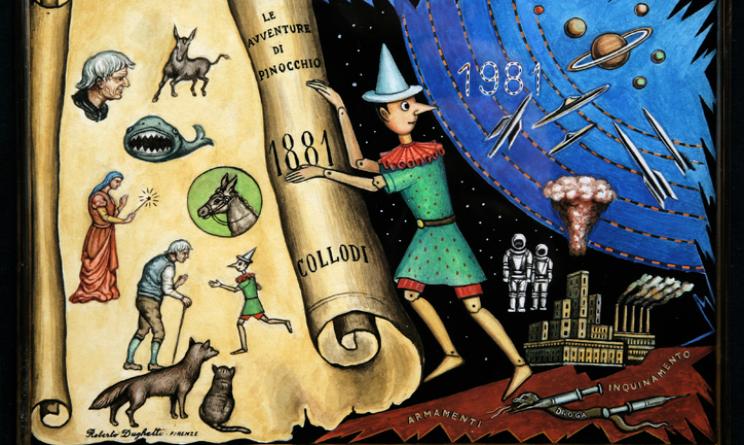 Curiosità su Pinocchio di Collodi