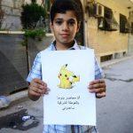 pokemon go bambini siria