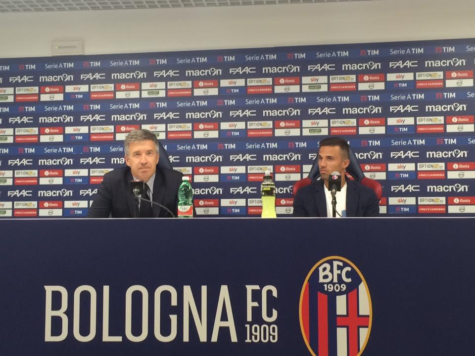 Presentazione Federico Di Francesco Bologna