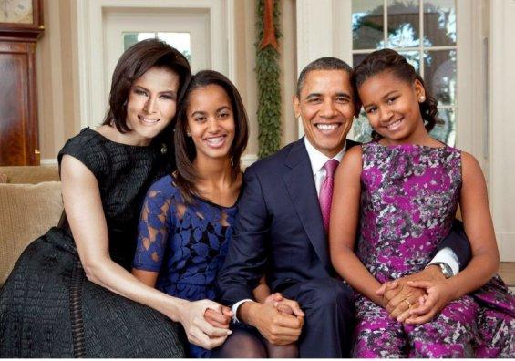 michelle obama copiata da melania trump