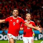 Robson Kanu Galles-Belgio highlights