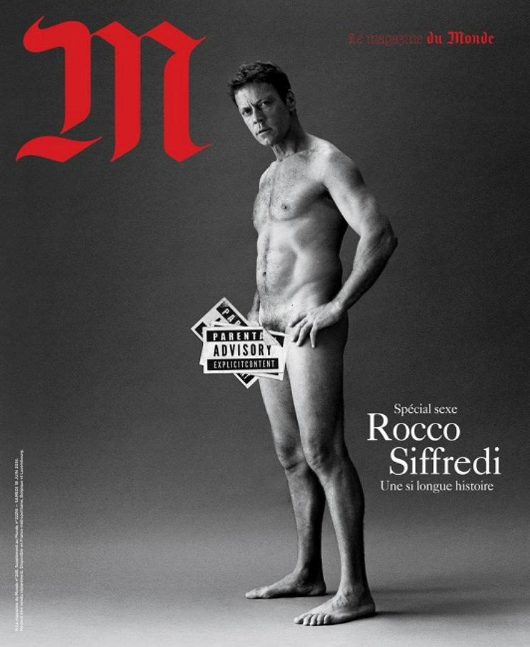Rocco Siffredi Le Monde
