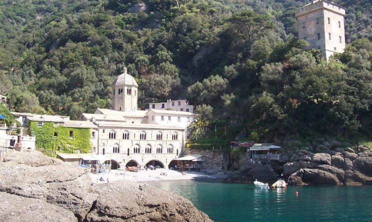 Baia di San Fruttuoso Liguria