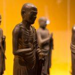 mostre roma scuderie quirinale scultura buddista