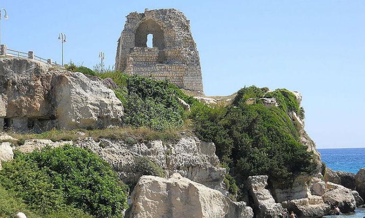 Spiagge bandiera blu in Puglia Torre dell'Orso