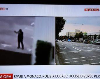 """Strage Monaco, killer Alì Sonboly e Isis: polizia conferma """"Nessun legame"""""""