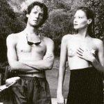 Carla Bruni topless Instagram
