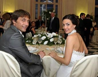 Antonio Conte: ecco come ha conosciuto la moglie Elisabetta Muscarello