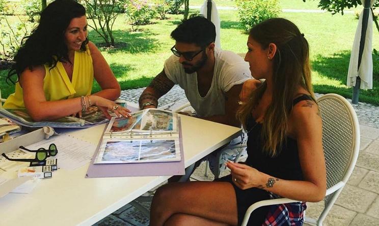 Cristian Gallella e Tara Gabrieletto hanno scelto la location del matrimonio: guarda
