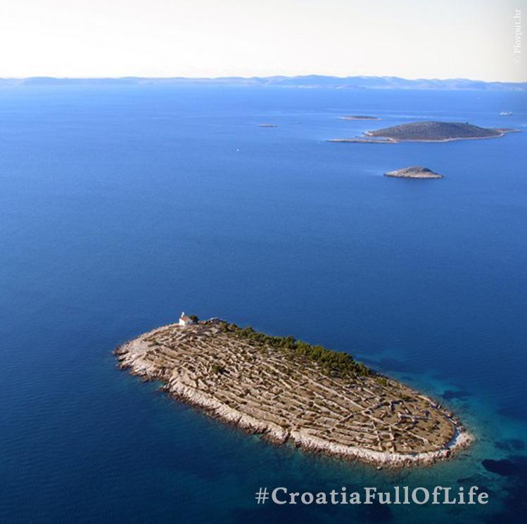 Vacanze sui fari in Croazia