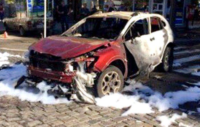 Auto carica di esplosivo, ucciso noto giornalista a Kiev