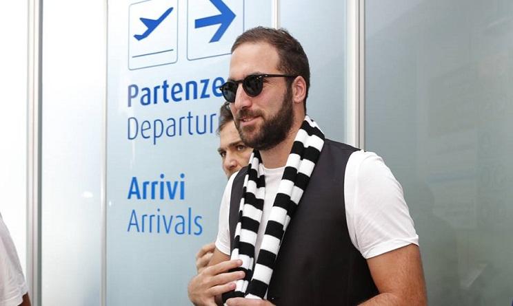 Juventus, Nicolas Higuain: