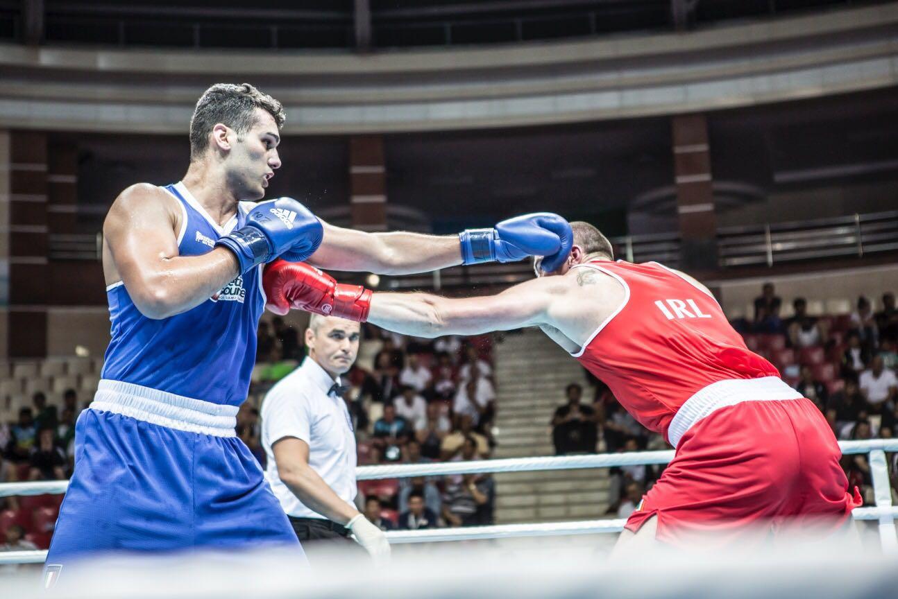 Guido Vianello Olimpiadi Rio 2016 boxe