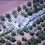 scontro treni puglia funerali vittime