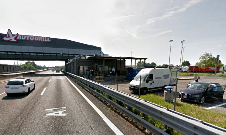 Piacenza, omicidio camionista in autogrill: fermato un uomo