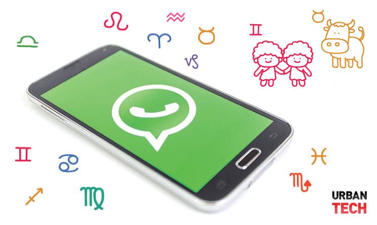 oroscopo whatsapp