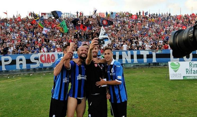 Il Pisa rischia la Serie B
