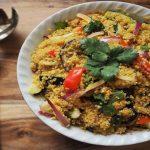 ricetta quinoa verdure