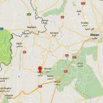 bombardato ospedale in siria