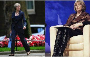 Theresa May biografia: il look eccentrico della seconda premier donna della Gran Bretagna