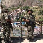 brasile olimpiadi rio soldati