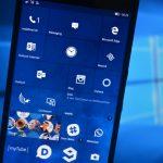 Aggiornamento windows 10 mobile pc nuova build