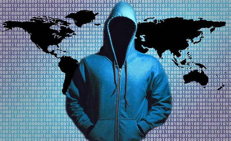 Attacco hacker tramite ransomware