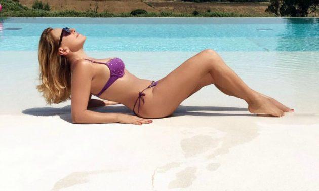 Barbara D'Urso lascia Gerard Butler per un modello di 27 anni