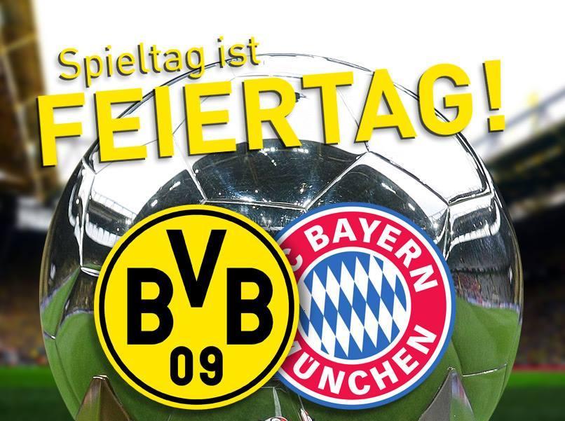 Dove vedere Borussia Dortmund Bayern Monaco