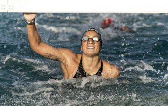 Olimpiadi Rio 2016 nuoto di fondo, Rachele Bruni argento nella 10km