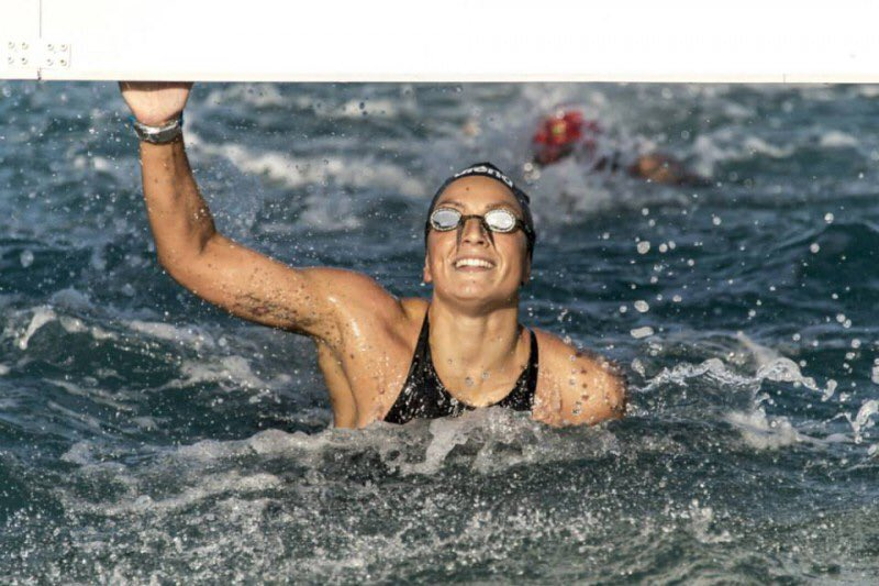 Rachele Bruni Olimpiadi Rio 2016 bronzo nuoto