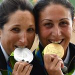 Chiara Cainero Diana Bacosi Olimpiadi Rio 2016