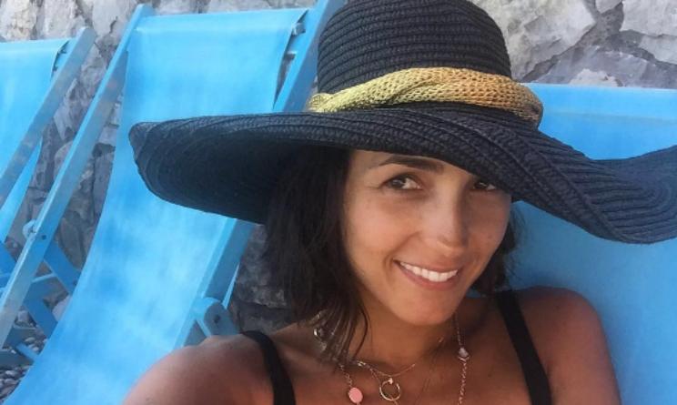 Caterina Balivo: 'Ho perso un figlio al terzo mese di gravidanza'